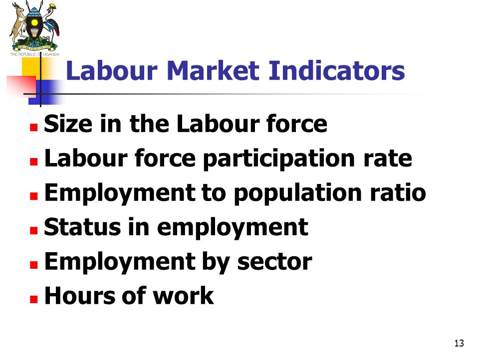 Labour Market Indicators