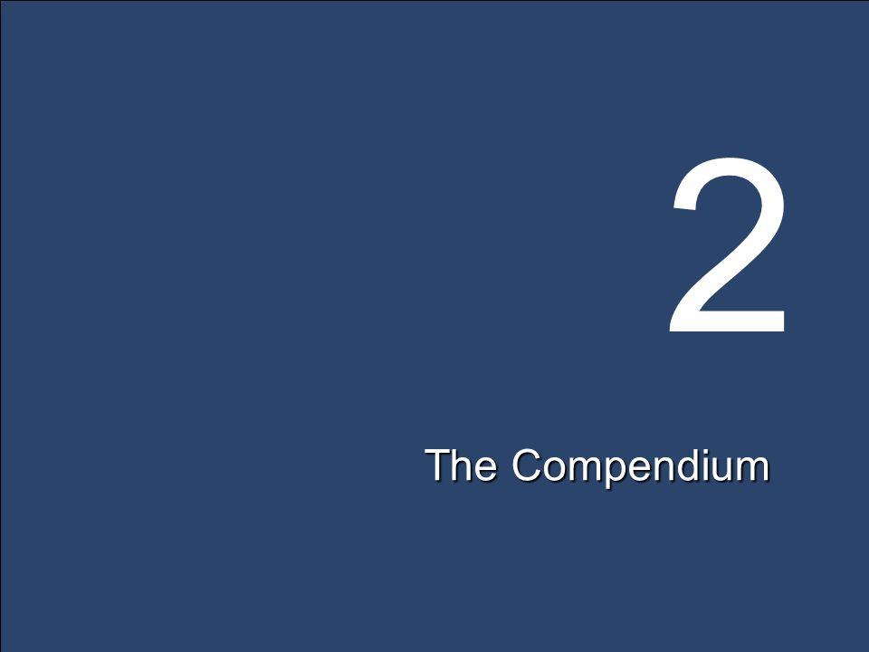 2 The Compendium