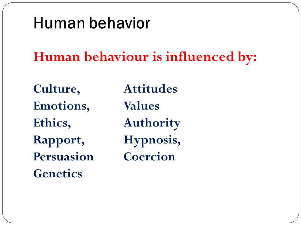 an introduction to the analysis of human behavior genetics Biology and human behavior:  this course is an introduction to the biology of human behavior, often of abnormal human behavior, with an  we look at the genetic .