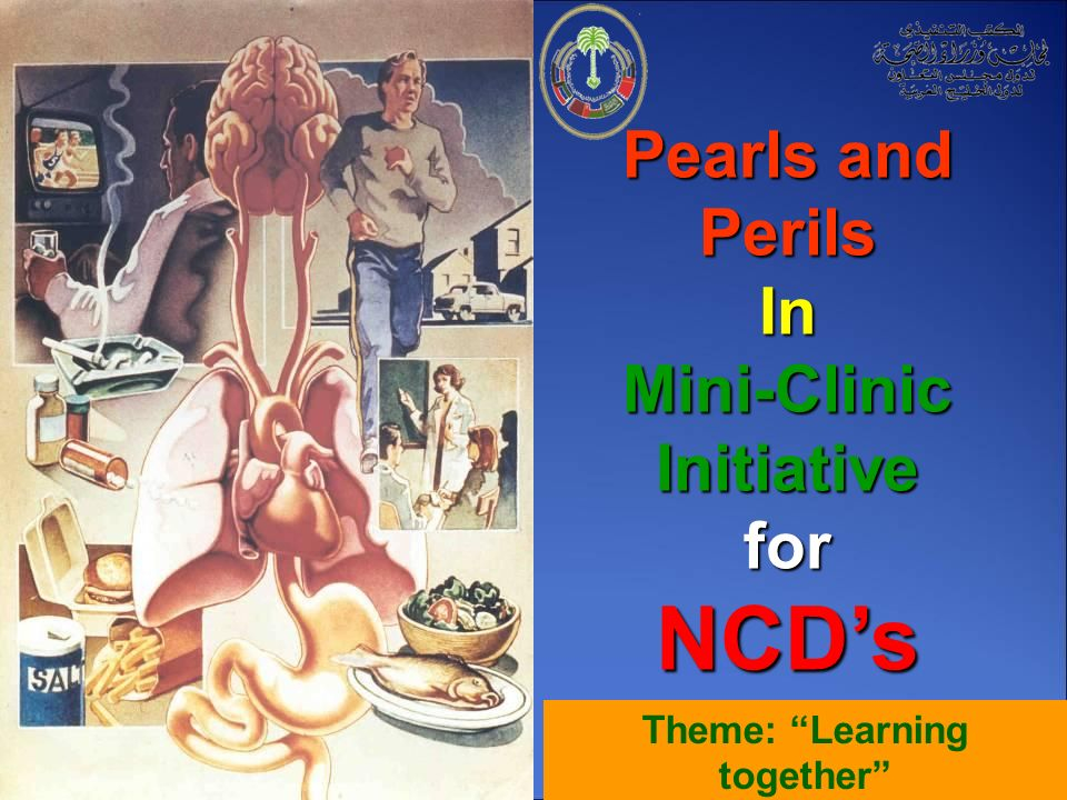 Mini-Clinic Initiative Theme: Learning together