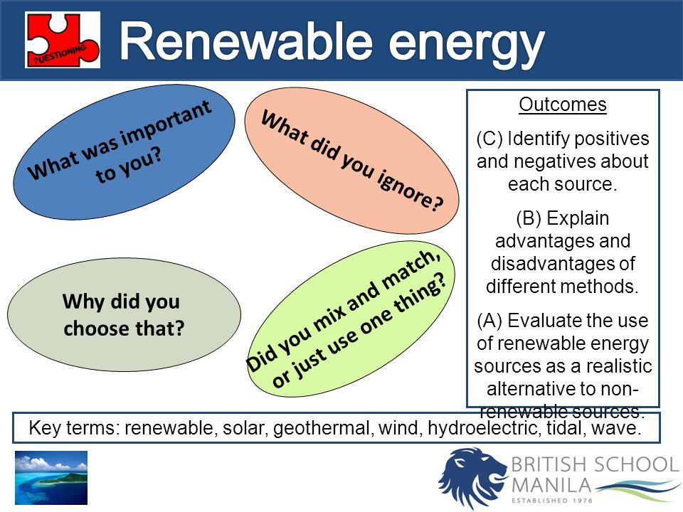 solar energy the advantages of using renewable source of power This article provides recent statistics on renewable energy sources in the european union (eu) renewable energy sources include wind power, solar power (thermal, photovoltaic and concentrated), hydro power, tidal power, geothermal energy, biofuels and the renewable part of waste the use of.