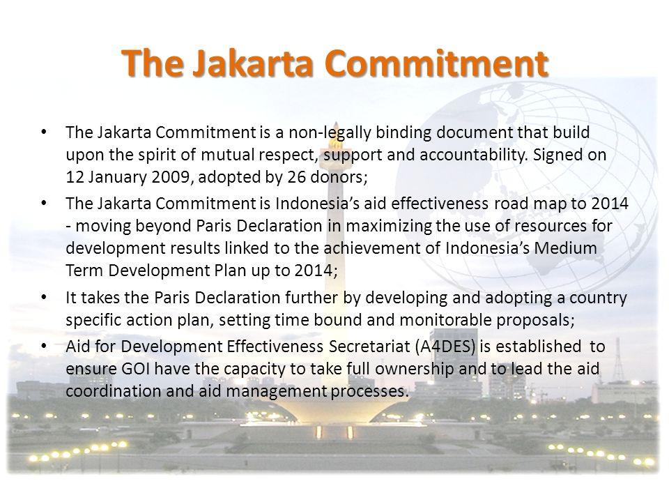 The Jakarta Commitment