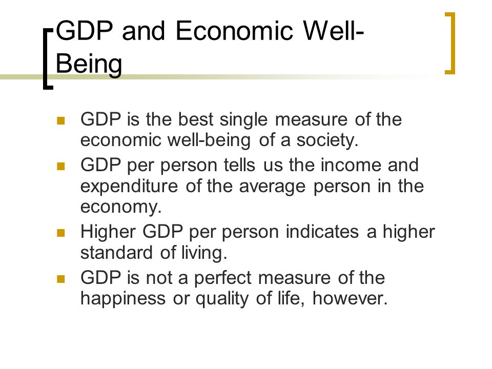 Measuring a Nation's Income - ppt video online download