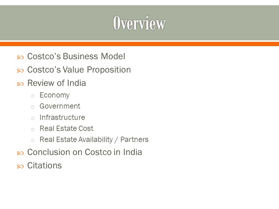 costco case value proposition Company profile costco wholesale corporation  offers attractive value proposition to its  resources through course hero proved invaluable in my case.