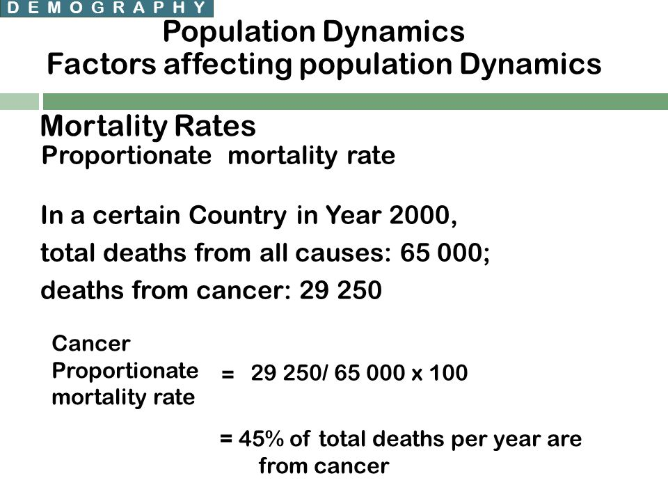 factors affecting population Factors affecting population essay sample in some cultures and religions, people are respected more if they have many children resulting in an increased birth rate.