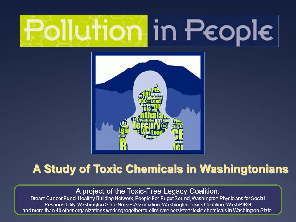 a review of puget sound report detailing industrys toxic chemical
