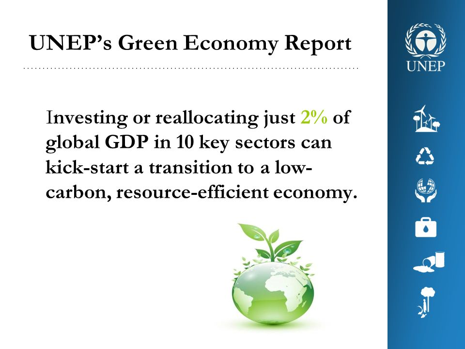 UNEP's Green Economy Report
