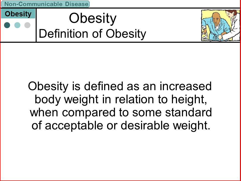 What is Morbid Obesity?