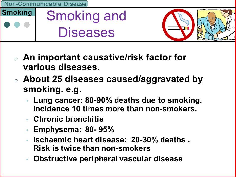 non communicable diseases