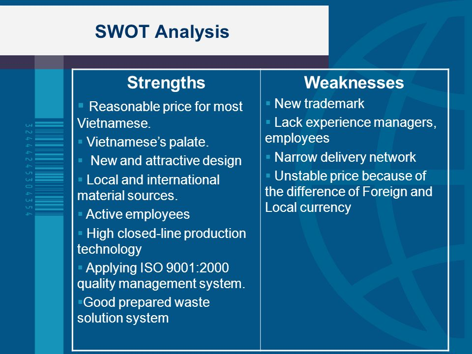 swot analysis on foreign direct investments We will write a custom essay sample on swot analysis on foreign direct investments for you for only $1390/page order now.