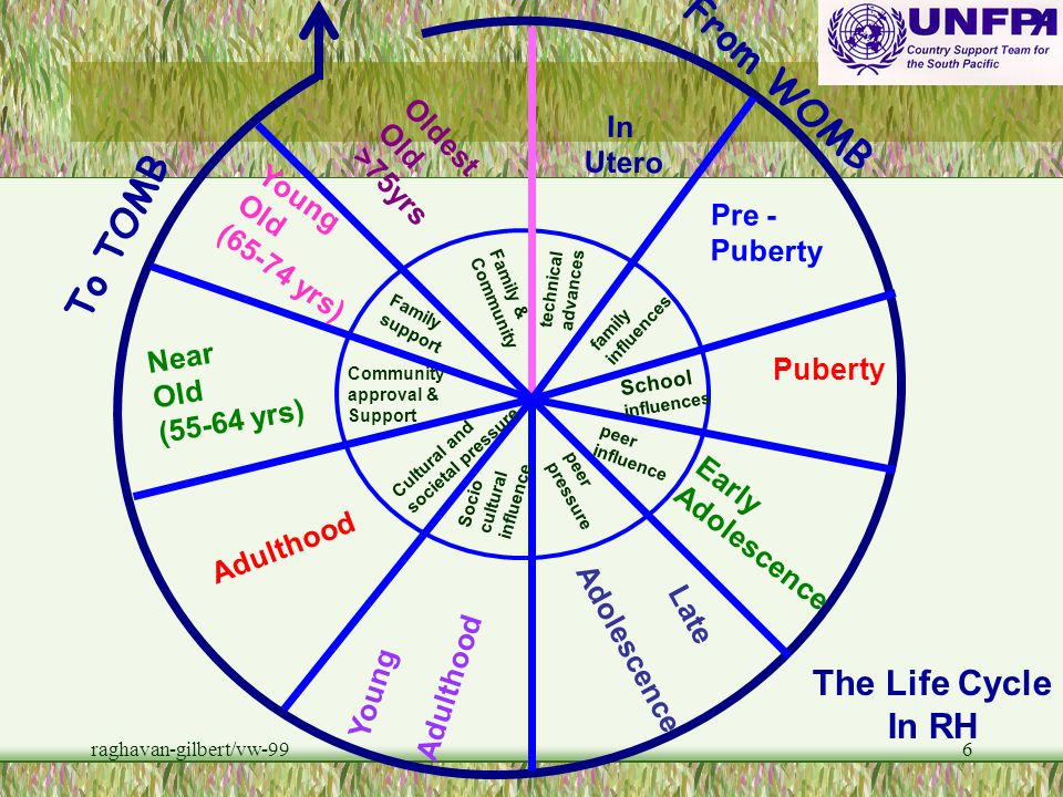 From WOMB To TOMB The Life Cycle In RH Oldest Old >75yrs In Utero