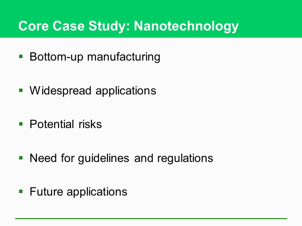 a study of nanotechnology Search for nanotechnology institutions in the usa and start your trip abroad now.