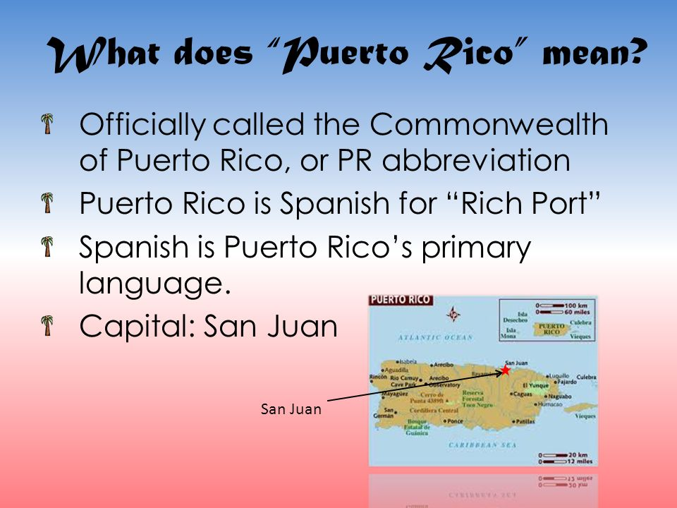 Puerto rico by jenny hong puerto rico flag san juan for What does diction mean
