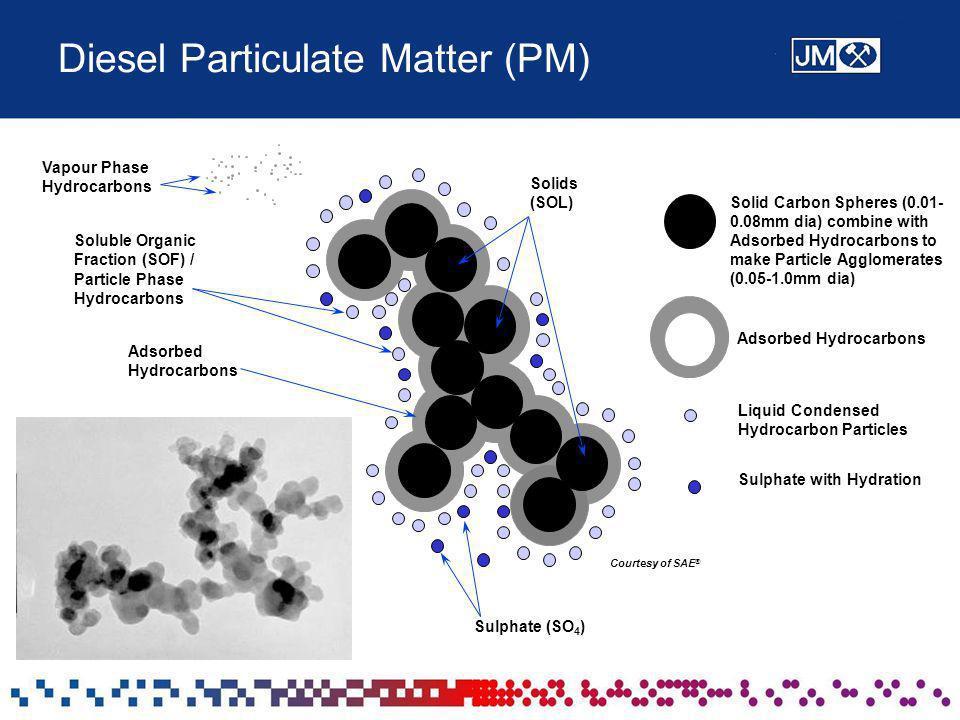 Diesel Particulate Matter (PM)