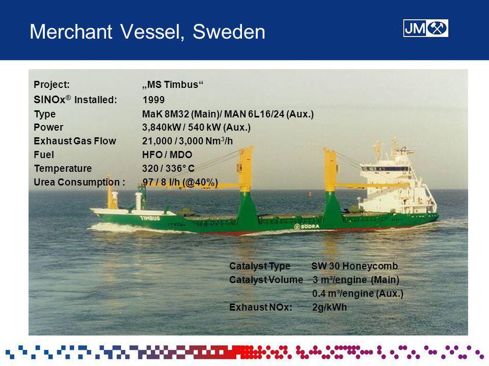 Merchant Vessel, Sweden
