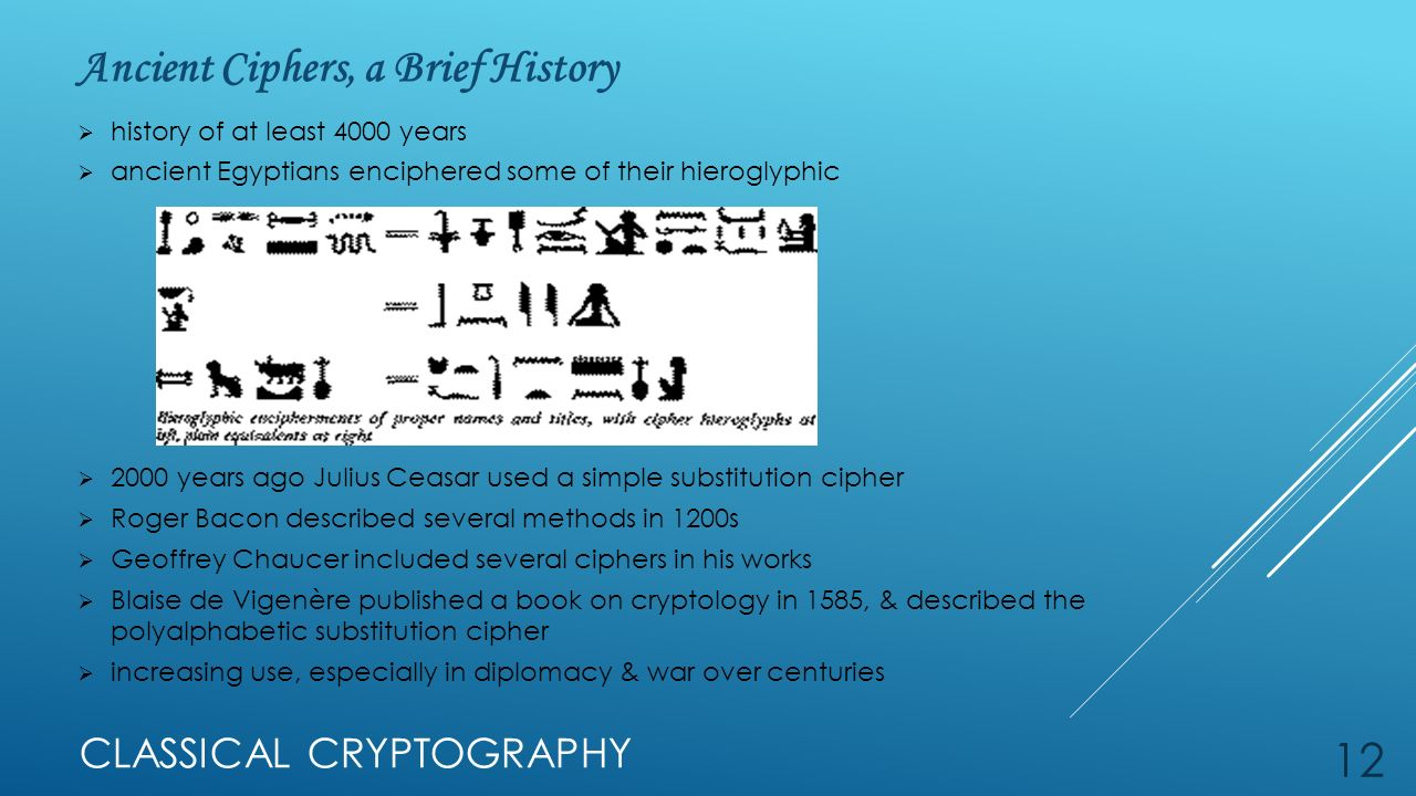 Cis 4930 Introduction To Cryptography