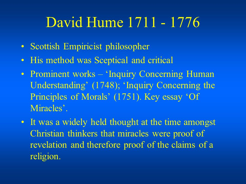 humes essays Of the standard of taste david hume 1909-14 english essays: sidney to macaulay the harvard classics.