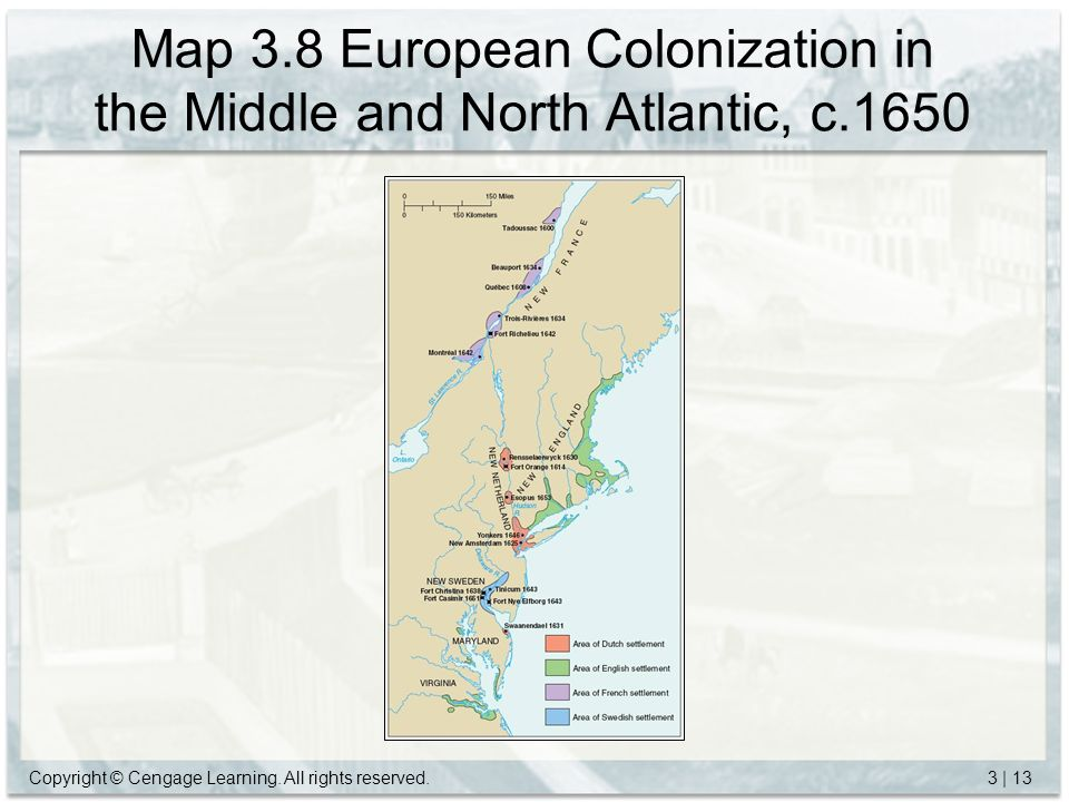 THE EMERGENCE OF COLONIAL SOCIETIES Ppt Download - Map sweden 1650