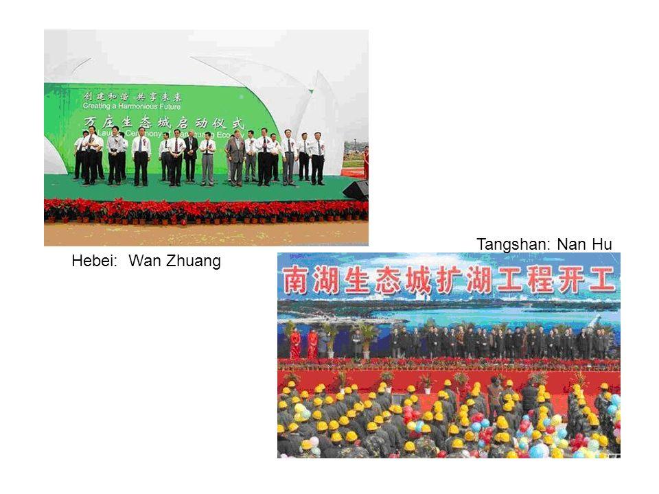 Tangshan: Nan Hu Hebei: Wan Zhuang