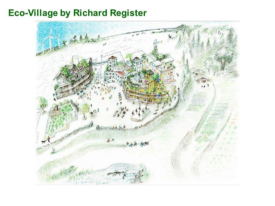 Eco-Village by Richard Register