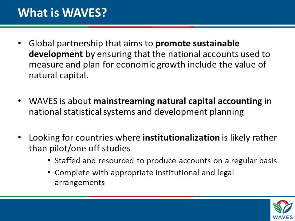 What is WAVES