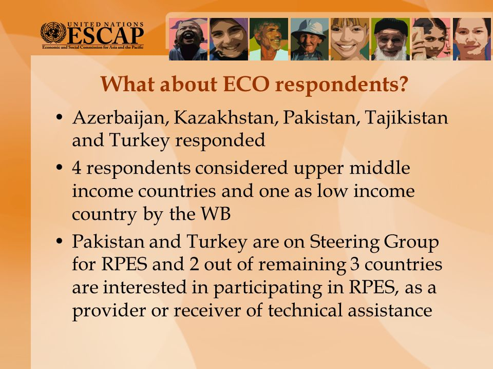 What about ECO respondents
