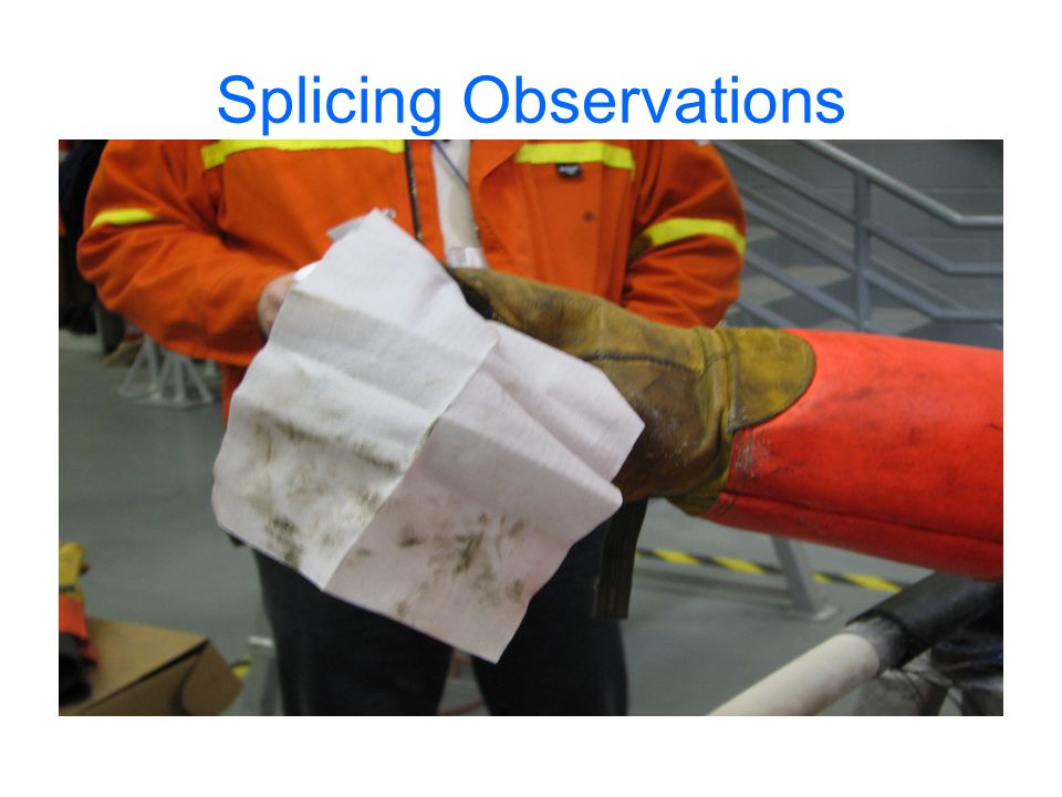 Splicing Observations