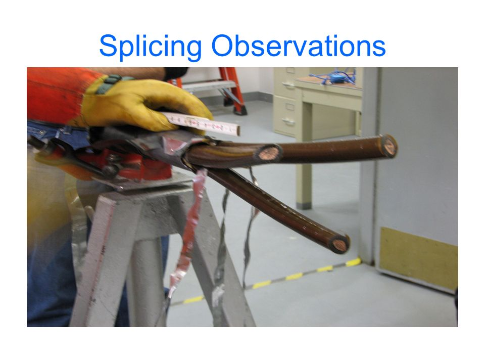 Splicing Observations