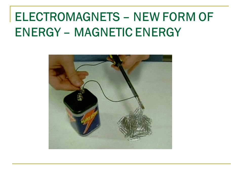 Controls, Switches and Energy Transformation - ppt download