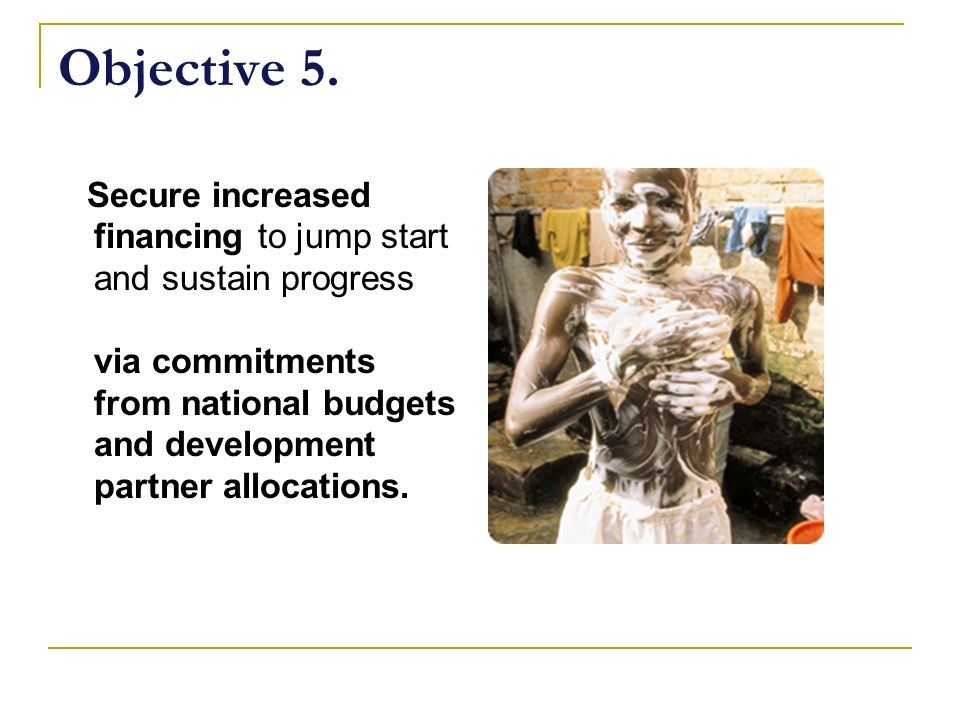 Objective 5.