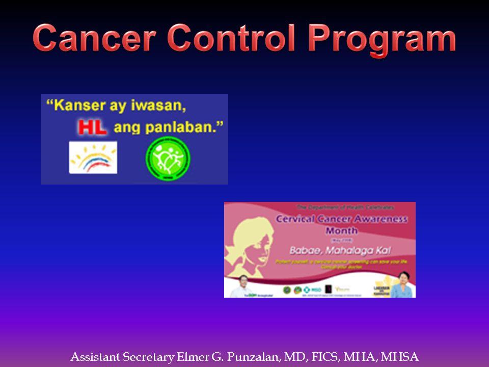 Cancer Control Program