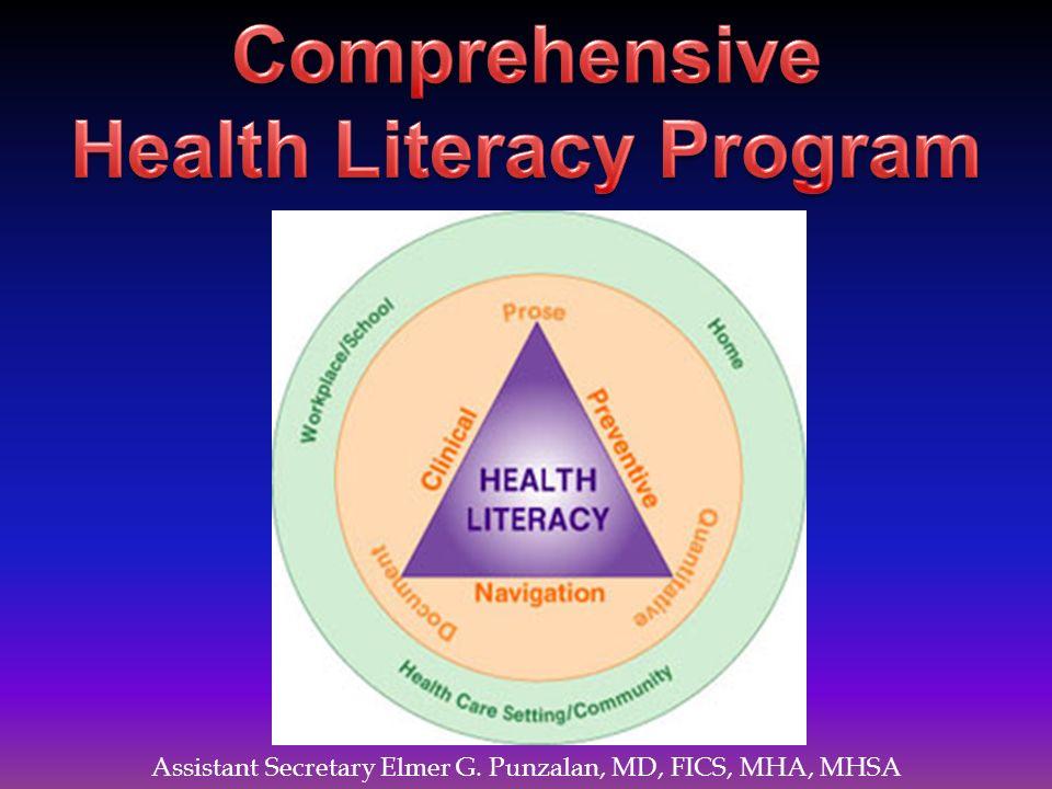 Health Literacy Program