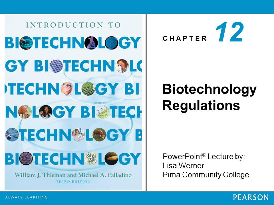 biotechnology regulations Glossary of biotechnology regulation and compliance terminology  certification regulations and procedures  regulations for biotechnology.