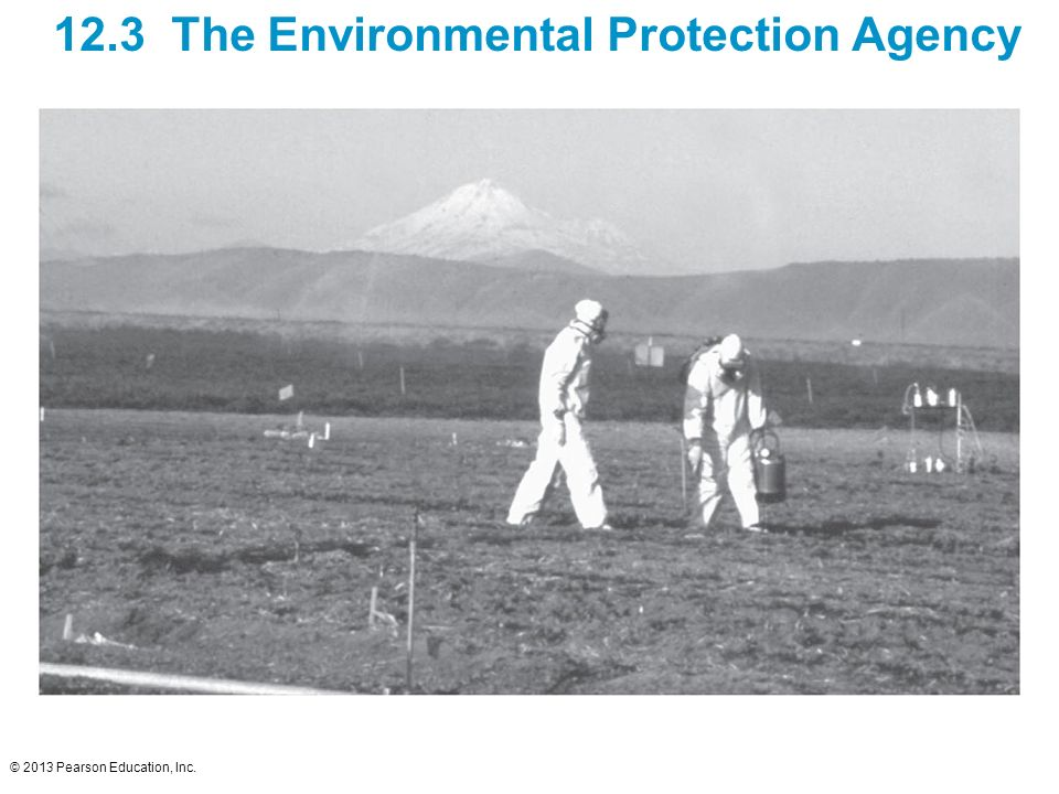 regulations established by the environmental protection agency Federal environmental protection agency act  which established the environmental protection and  and environmental protection regulations.