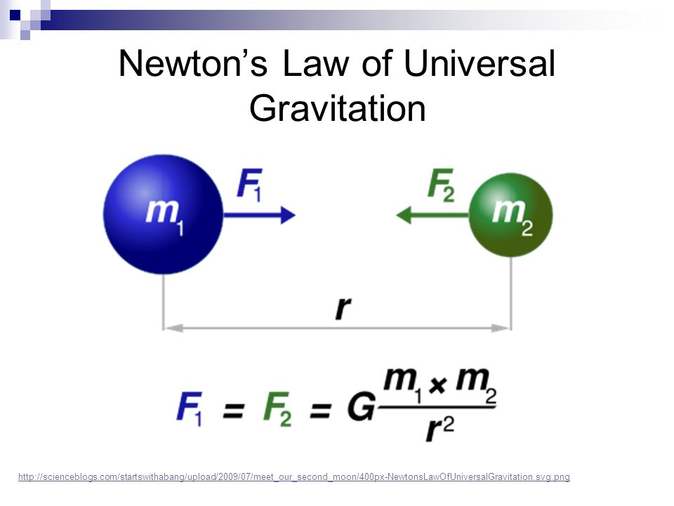 the gallery for gt gravitational force newton