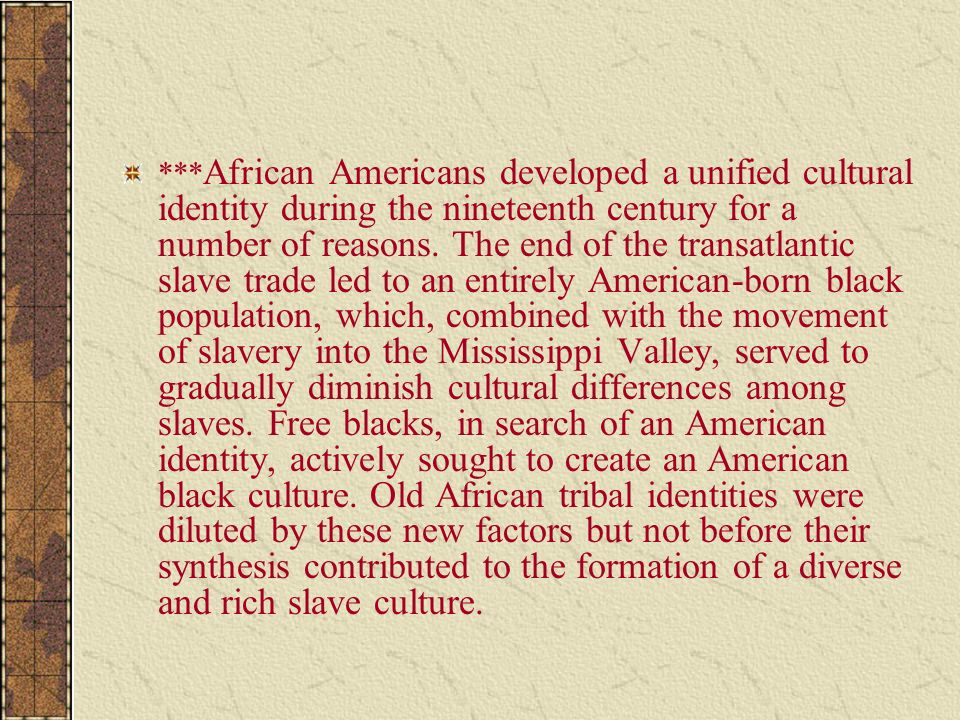 19th century american slavery expository synthesis The quiet american expository free essays 19th century american slavery: expository synthesis essay the theme of guilt: enduring love.