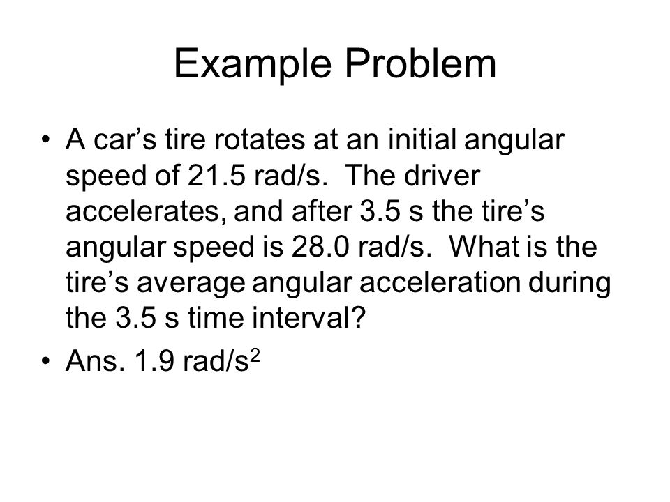 circular motion sample problems pdf