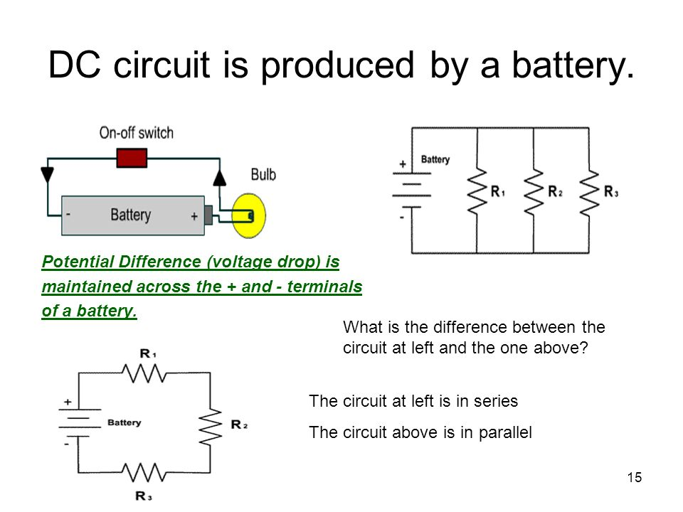 Car Battery Voltage >> Chapter 20 Electricity Chapter 21 Magnetism - ppt video online download