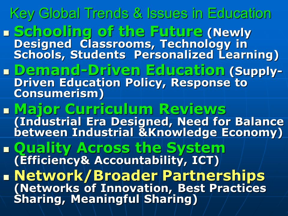 global ict market in the education The research report global ict investment trends in education market is a market study examining and profiling the current state of the ict investment trends in education industry in a professional manner.