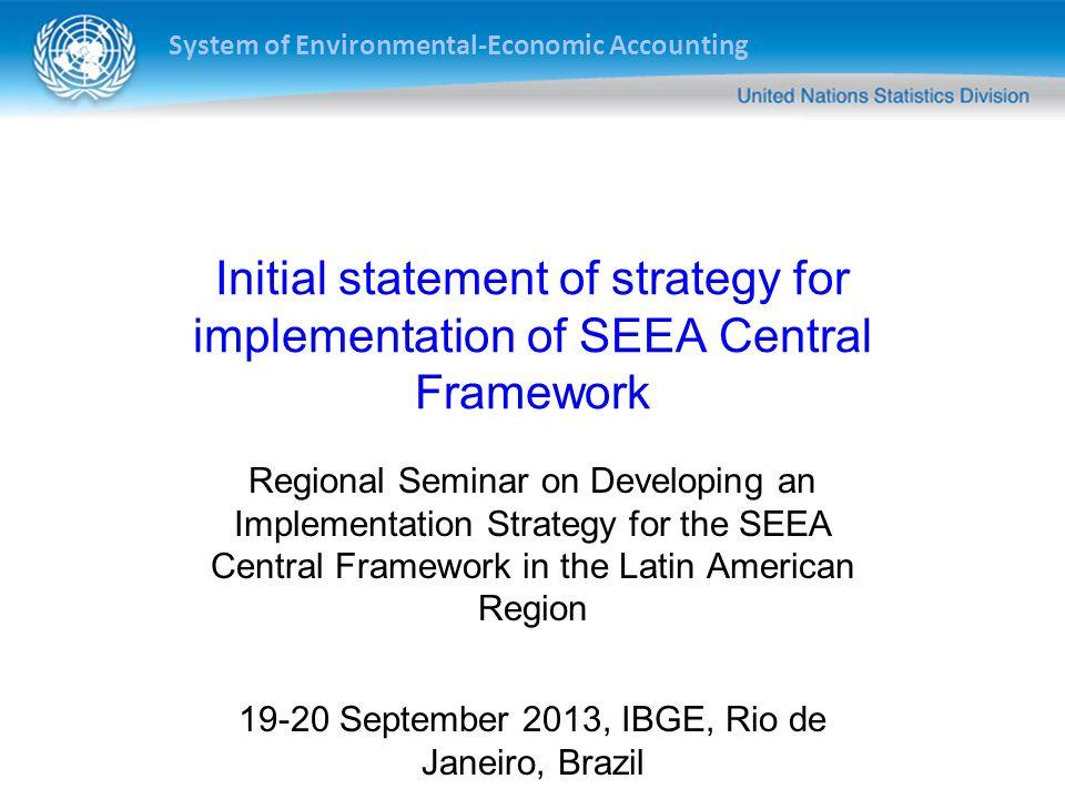 19-20 September 2013, IBGE, Rio de Janeiro, Brazil