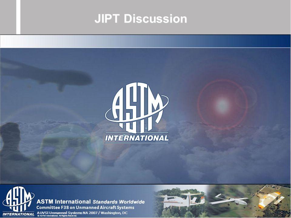 JIPT Discussion