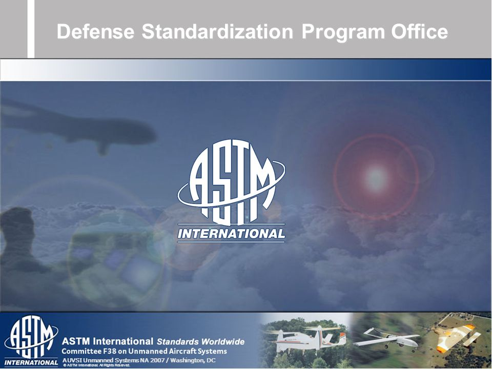 Defense Standardization Program Office