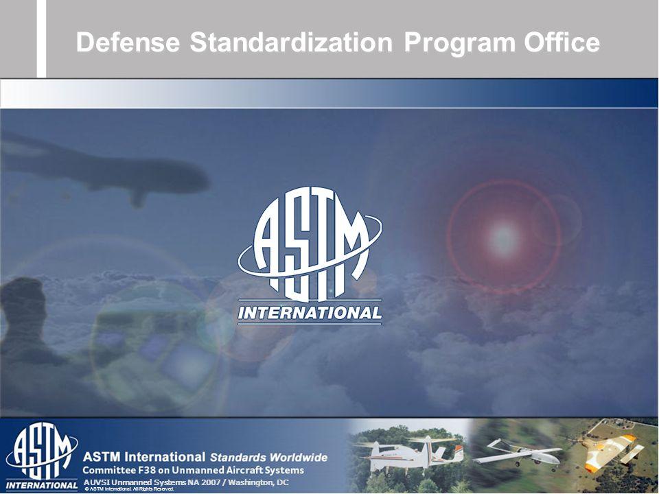 Defense Standardization Program Office