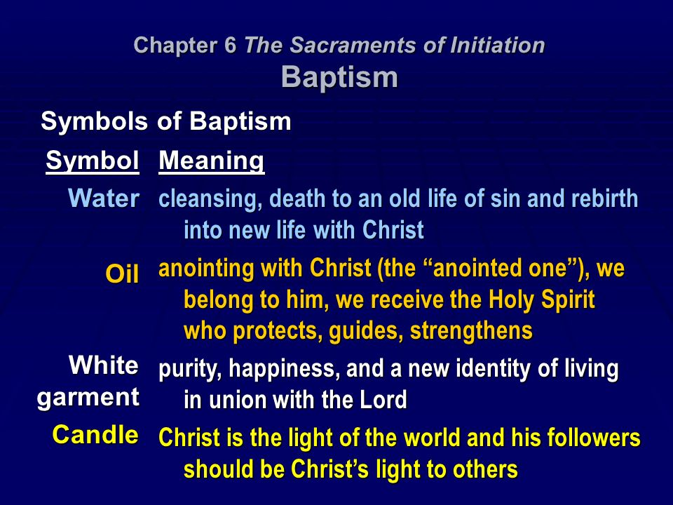 process and symbolism of baptism Please explain the role of godparents in catholic baptism how strictly should the potential godparents adhere to traditional catholic teaching if a couple does not know sufficiently qualified godparents, is it acceptable.