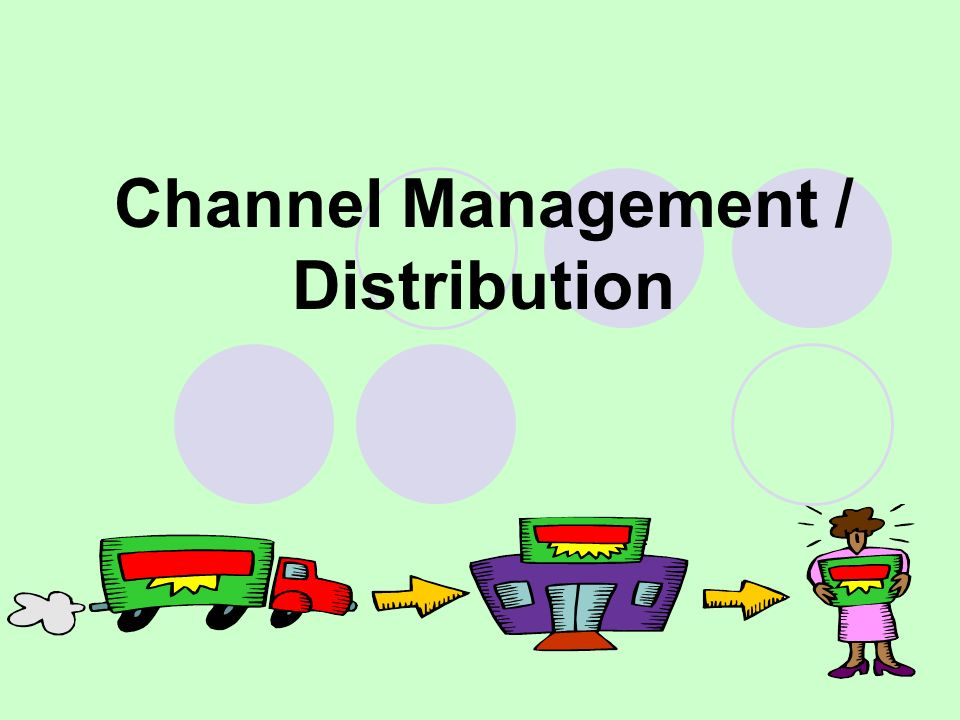 distribution channel 2 Definition of direct channel: distribution channel in which a producer supplies or serves directly to an ultimate user or consumer, without any middleman.