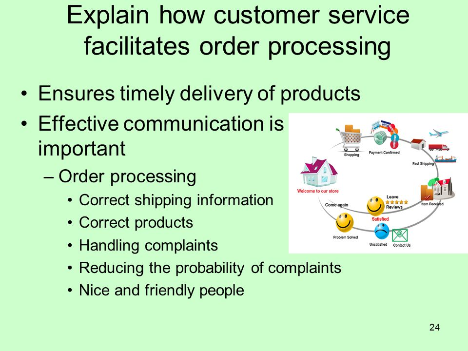 how to explain customer service skills