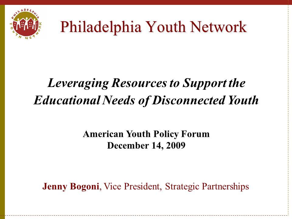 Philadelphia Youth Network
