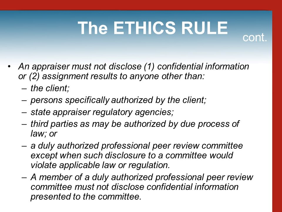 rule 301 confidential client information B the cba d auditor duty of confidentiality 1 aicpa rule 301-confidential  client information 2 pcaob as 3 3 duty of confidentiality under state laws a.