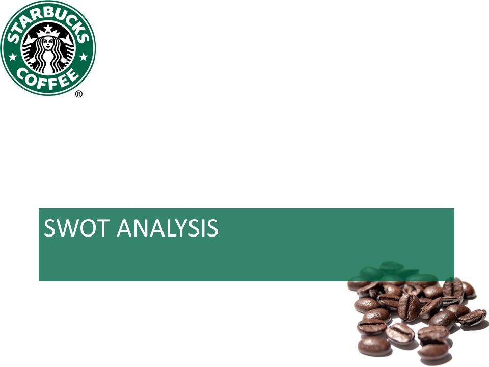 an analysis of the starbucks coffee brand Analysis of selected coffee brands making eco  coffee and broad brand claims focus  the brand and claims they are making starbucks makes claims.