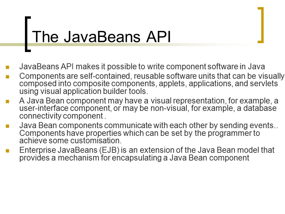 how to write a software in java